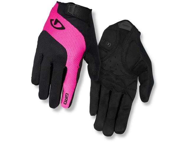 Giro Tessa Gel LF Handschuhe Damen black/pink